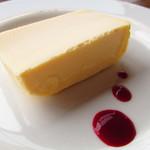 カフェ・ド・クレプスキュール - チーズケーキ