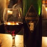 CAFE RIGOLETTO - 赤ワイン