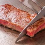 鉄板焼 ろじ - 鉄板で美味しく焼き上げます