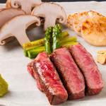 鉄板焼 ろじ - 和牛のステーキは日替わりで100g2000円~とリーズナブル!