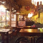 BACKPACKER'S CAFE 旅人食堂  - 旅人食堂店内