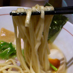 麺と心 7 - W白湯セブン 麺