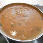ダージリン - 南インドのチキンカレー