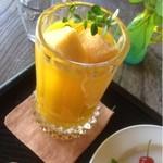 遊鹿里茶屋 - マンゴージュース