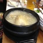ジャンウォン - 参鶏湯