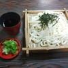 かも川 - 料理写真:ざるうどん