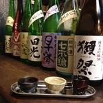 美味ひでき - 美味しい日本酒や焼酎も有りますのでお尋ね下さい。