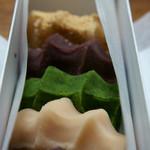 菊壽堂義信 - 1)-1高麗餅 その1