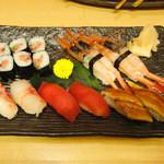 18963572 - お寿司