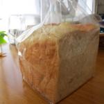そのつ森 - 角型食パン(350円)5枚切。
