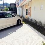 パティスリー菓欒 - 駐車スペース
