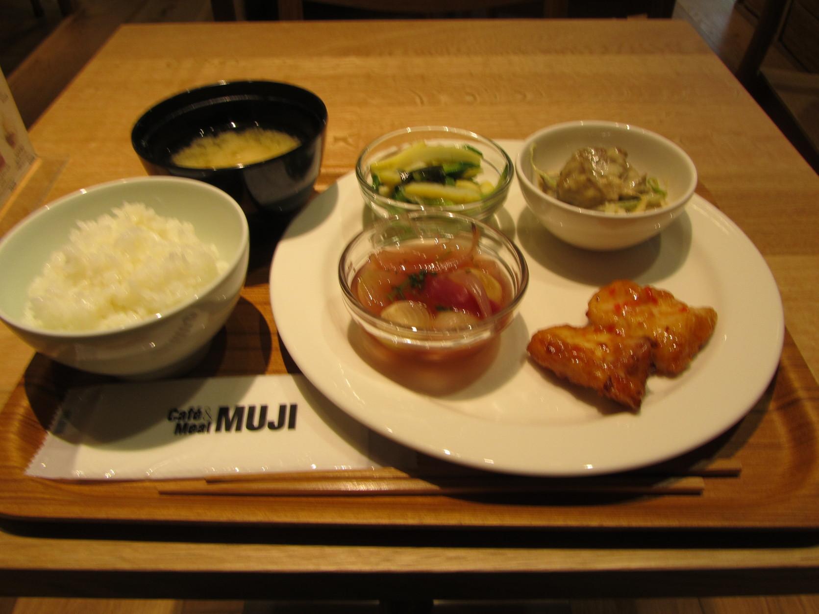 Cafe&Meal MUJI グランフロント大阪