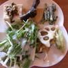レストラン・アズ - 料理写真:前菜プレート