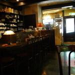 コパ デ カフェ - 静かな空気が流れます