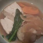 囲味屋-千駄木 - 肉豆腐