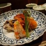 季節料理 いちい - 手毬鮨