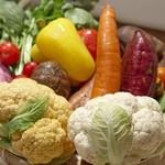 季節のおばんざい えにし - 近江野菜