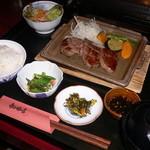 知伽良 - ヒレステーキ