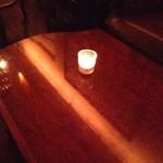 ジュディ カフェ - 間接照明で落ち着ける雰囲気の店内☆
