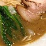 魚魚 - 濃厚スープ