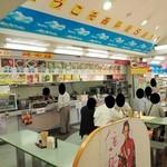 西仙北SA レストラン上線 -