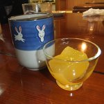 糸島食堂 バイキング&カフェ ほもり - 【2012,12月】手作りのみかんゼリー