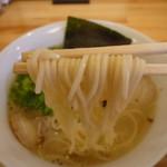 ラーメンくらわんか - 2013/05/15 麺アップ