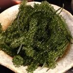 琉球・アジアンバール チュミチュミ - 海ぶどう