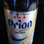 琉球・アジアンバール チュミチュミ - オリオンビール