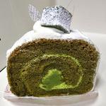 ほんだ - 抹茶のロールケーキ