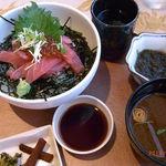 18975415 - マグロ丼