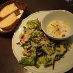 il luogo di TAKEUCHI - スープ&サラダ
