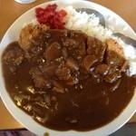味の北京亭 - 料理写真:カツカレー