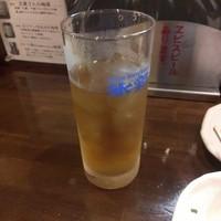 炭火焼鳥 風-ウーロンハイ(2013/05)