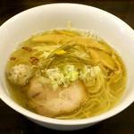 Tsurumen - 完全天然塩らぁ麺