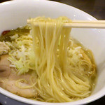 Tsurumen - 完全天然塩らぁ麺 麺