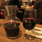 ラシーヌ - 赤ワイン