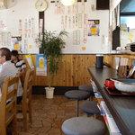麺処 たかしな - 2009-07-26