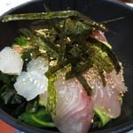居酒屋風味処味工房 - 海鮮丼