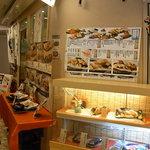 裕寿司 - 阪急茨木市駅改札から続くロサヴィア2Fのレストラン街にあります