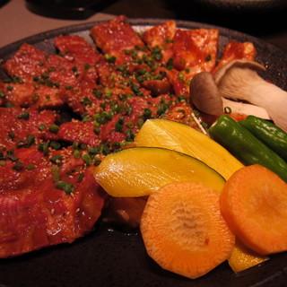 焼肉のMr.青木 - 料理写真: