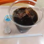 18987586 - テイクアウト アイスコーヒー 263円 【 2013年5月 】
