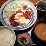 神屋流 博多道場 - 100円ランチ
