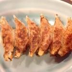 中華料理 福沢 - 焼き餃子