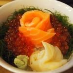 小樽ポセイ丼 - 親子丼 1000円