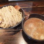 18990845 - 京介つけ麺 大盛 ¥780