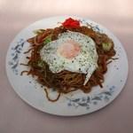 いるかの卵 - 料理写真:焼きそば