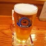 こいき - 生ビール