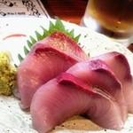 魚ぴち - 料理写真:天然ブリ