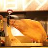 夜カフェイタリアン カフカ - 料理写真:ハンガリー国宝指定豚 マンガリッツァポーク 生ハム